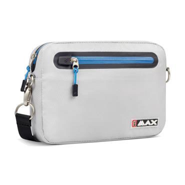 Big Max Aqua Waterproof Pouch  Silver Cobalt