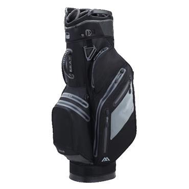 Big Max Aqua Style 3 W/P Cart Bag  Black