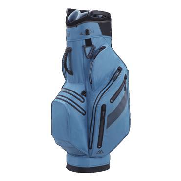 Big Max Aqua Style 3 W/P Cart Bag  Bluestone