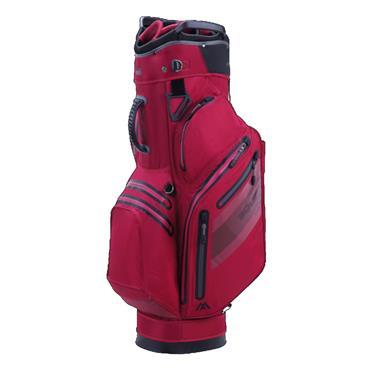 Big Max Aqua Style 3 W/P Cart Bag  Merlot