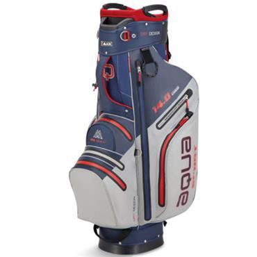 Big Max Aqua Sport 3 W/P Cart Bag  Navy Silver Red