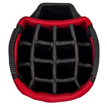 Big Max Aqua Sport 3 W/P Cart Bag  Red/Black