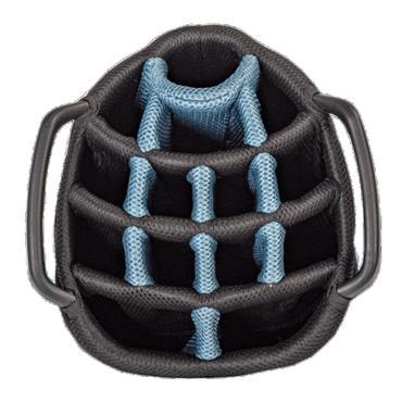Big Max Terra Style Cart Bag  Bluestone