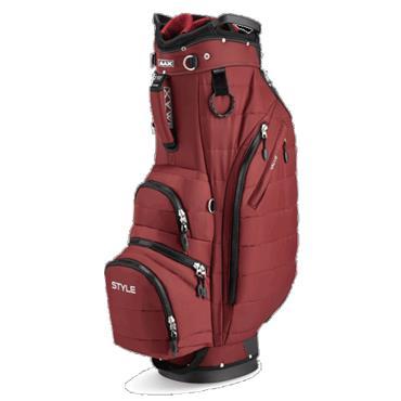 Big Max Terra Style Cart Bag  Merlot