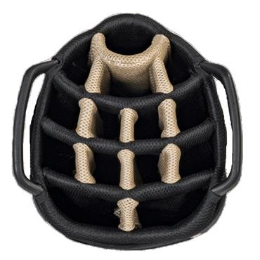 Big Max Terra Style Cart Bag  Sand