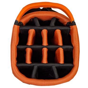 Big Max Dri Lite Hybrid Tour Stand Bag  Steel Blue Black Rust