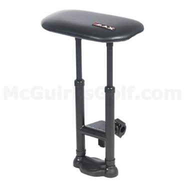 Big Max Trolley Seat  Black