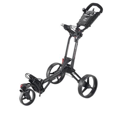Big Max Z360 Push Trolley Black