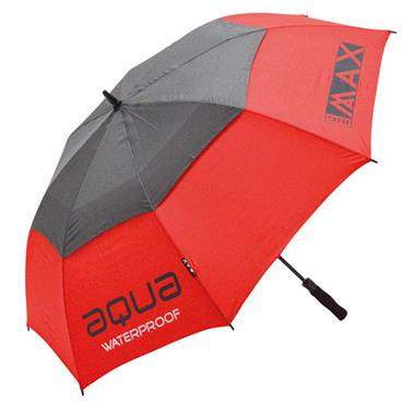 Big Max Aqua Umbrella  Red/Charcoal