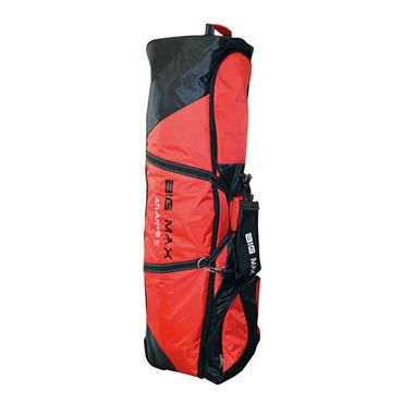 Big Max Atlantis S Travel Cover  Red/Black