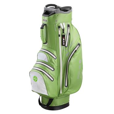 Big Max Waterproof Aqua Sport Cart Bag Lime - White