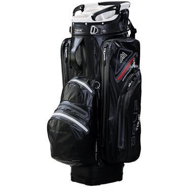 Big Max Aqua Tour 2 Cart Bag  Black/Silver