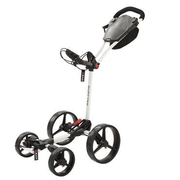Big Max Quattro 4-Wheel Push Cart  Phantom