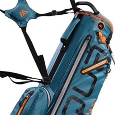 Big Max Aqua Ocean Stand Bag Waterproof  Petrol-Black-Orange