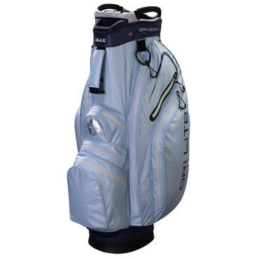 Big Max Dri Lite Active Cart Bag  Light Blue/Steel