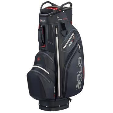 Big Max Aqua V-4 Waterproof Cart Bag  Black