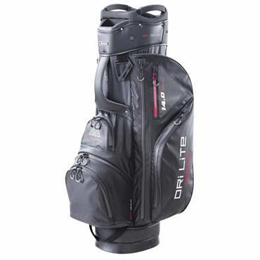 Big Max Dri Lite Sport Cart Bag  Black