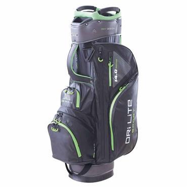 Big Max Dri Lite Sport Cart Bag  Black/Green