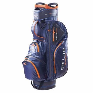 Big Max Dri Lite Sport Cart Bag  Steel Blue Black