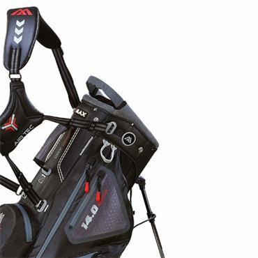 Big Max Dri Lite Hybrid Stand Bag Black