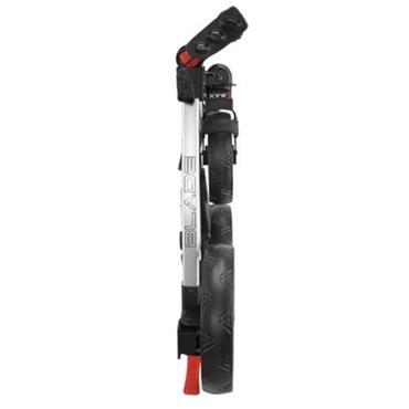 Big Max Blade IP Ultra-Slim Push Trolley Phantom Black