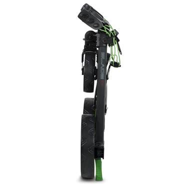 Big Max Blade IP Ultra-Slim Push Cart  Phantom/Lime