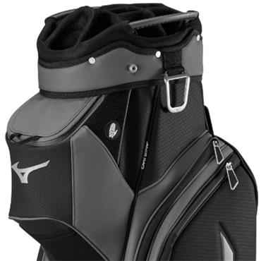 Mizuno Pro Cart Bag  Black