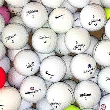 Stinger Golf Clikka Tube with 20 Grade A Lake Balls  ONE