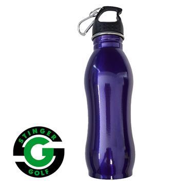 Stinger Golf Water Bottle  Purple
