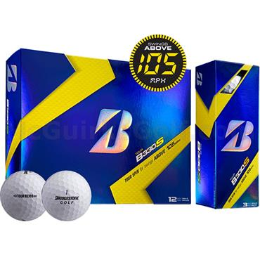 Bridgestone Bridge Tour B330 S Golf Balls  White