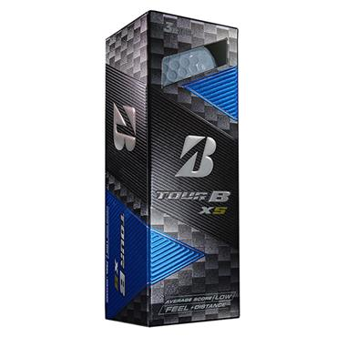 Bridgestone Tour B XS Golf Balls  White