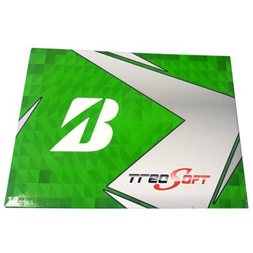 Bridgestone Treo Soft Golf Balls  White