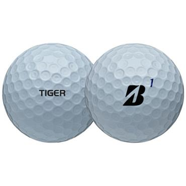 Bridgestone Tour B XS Tiger Woods Edition Golf Balls  White