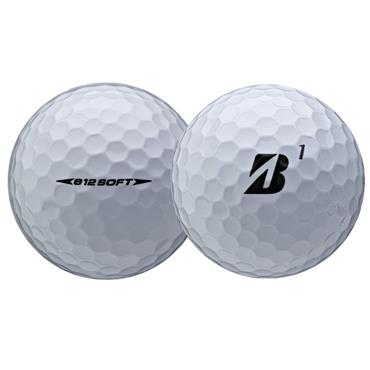 Bridgestone E12 Soft Golf Balls  White
