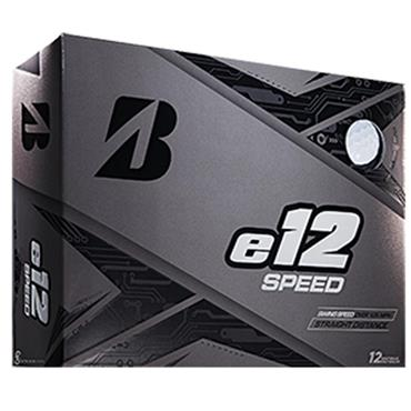 Bridgestone E12 Speed Golf Balls  White