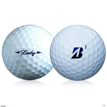 Bridgestone Lady Precept Golf Balls  White