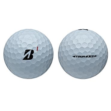 Bridgestone Tour B RXS Golf Ball  White