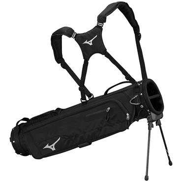Mizuno BRD 2 Mini Stand Bag 2WD  BLACK