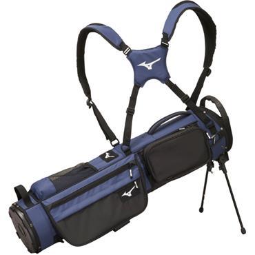 Mizuno BR-D2 Stand Bag  Navy Black
