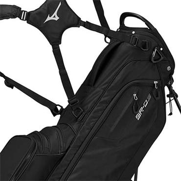Mizuno BRD 3 Stand Bag 4 Way Divider  Black