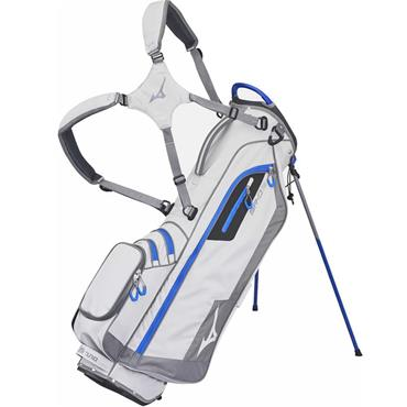Mizuno BRD 3 Stand Bag 4 Way Divider  Grey