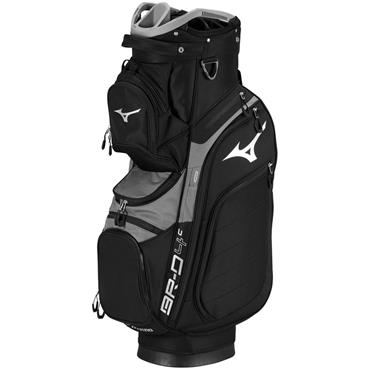 Mizuno BRD 4 Cart Bag 14WD  Black