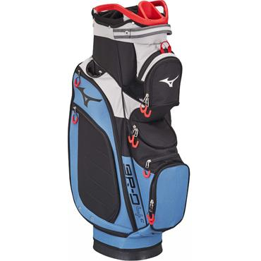 Mizuno BRD 4 Cart Bag 14WD  Blue/Black