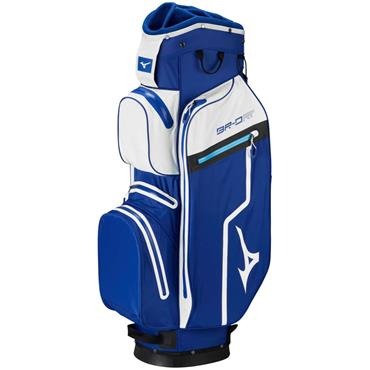 Mizuno BR DRI Waterproof Cart Bag 14Way Divider  Staff Colour