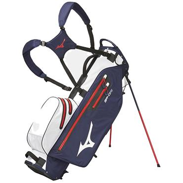 Mizuno BR-DRI FY21 Stand Bag  Navy - White