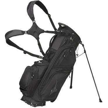 Mizuno BR-DX Stand Bag  Black