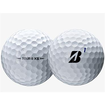 Bridgestone 20 Tour B XS Ball Dozen White