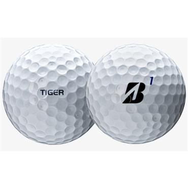 Bridgestone 20 Tour B XS Tiger Ball Dozen White