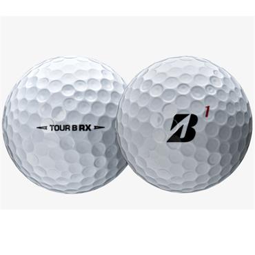 Bridgestone 20 Tour B RX Ball Dozen White