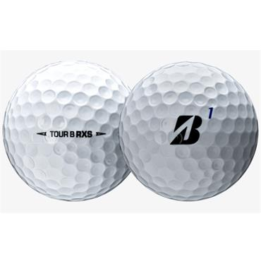Bridgestone 20 Tour B RXS Ball Dozen White